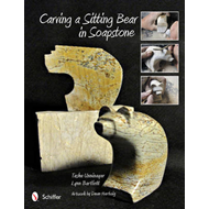 Carving a Sitting Bear in Soapstone (BOK)