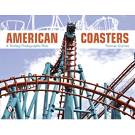 Produktbilde for American Coasters: A Thrilling Photographic Ride (BOK)