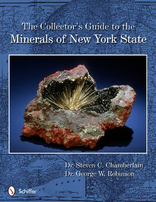 Collector's Guide to the Minerals of New York State (BOK)