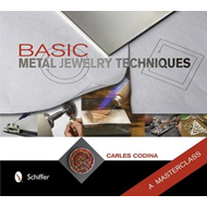 Basic Metal Jewelry Techniques (BOK)