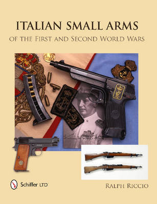Italian Small Arms of the First and Second World Wars (BOK)
