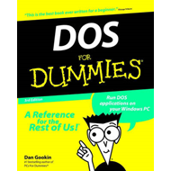 DOS For Dummies (BOK)