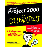 Microsoft Project 2000 For Dummies (BOK)