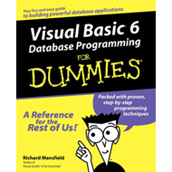 Visual Basic 6 Database Programming For Dummies (BOK)