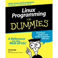 Linux Programming For Dummies (BOK)