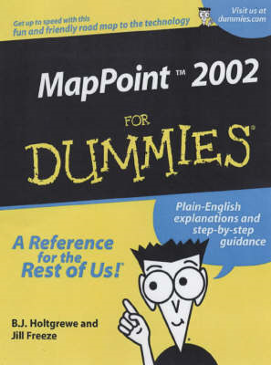 MapPoint For Dummies (BOK)