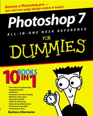Photoshop 7 All-in-One Desk Reference For Dummies (BOK)