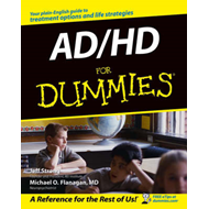 AD/HD For Dummies (BOK)