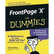 Frontpage 2003 For Dummies (BOK)