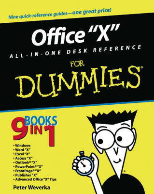 Office 2003 All-in-one Desk Reference for Dummies (BOK)