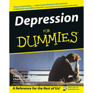 Depression For Dummies (BOK)