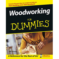Woodworking For Dummies (BOK)