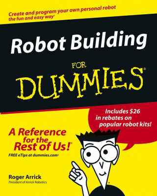 Robot Building for Dummies (BOK)
