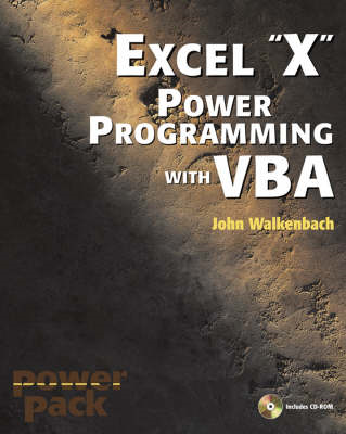 Excel 2003 Power Programming with VBA (BOK)