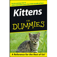 Kittens For Dummies (BOK)