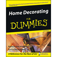 Home Decorating for Dummies (BOK)