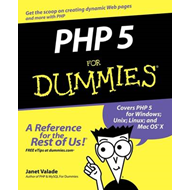 PHP 5 for Dummies (BOK)