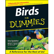 Birds for Dummies (BOK)