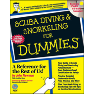 Scuba Diving and Snorkeling For Dummies (BOK)