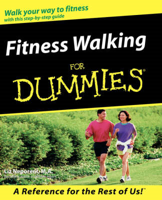 Fitness Walking for Dummies (BOK)