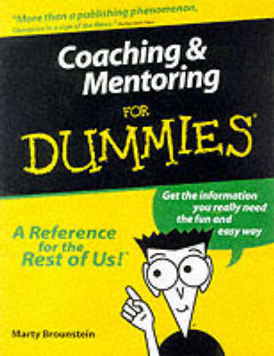 Coaching and Mentoring For Dummies (BOK)