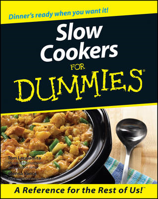 Slow Cookers for Dummies (BOK)