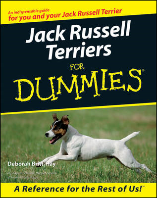 Jack Russell Terriers for Dummies (BOK)