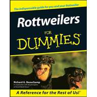 Rottweilers for Dummies (BOK)