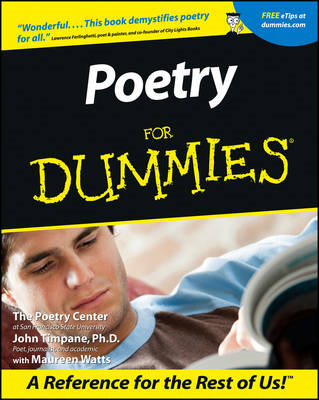 Poetry for Dummies (BOK)