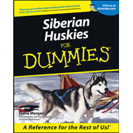 Siberian Huskies for Dummies (BOK)