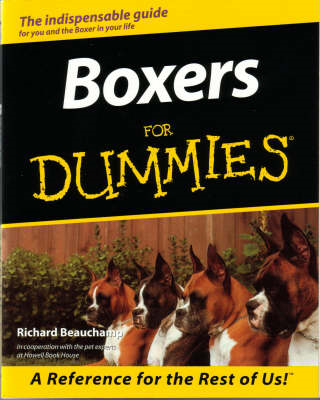 Boxers for Dummies (BOK)