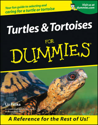 Turtles and Tortoises For Dummies (BOK)