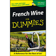 French Wine For Dummies (BOK)