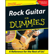 Rock Guitar For Dummies (BOK)