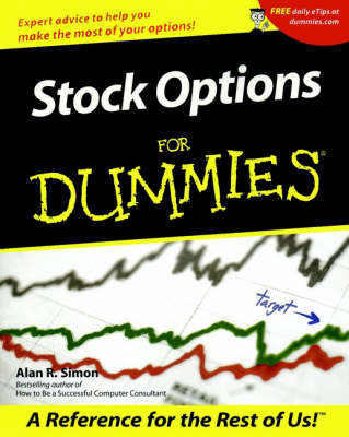Stock Options For Dummies (BOK)