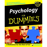 Psychology for Dummies (BOK)