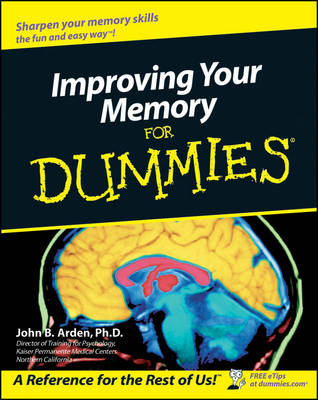 Improving Your Memory for Dummies (BOK)