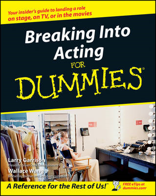 Breaking Into Acting For Dummies (BOK)