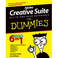 Adobe Creative Suite All-in-one Desk Reference for Dummies (BOK)