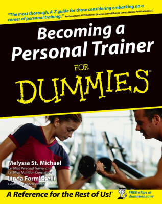 Becoming a Personal Trainer for Dummies (BOK)