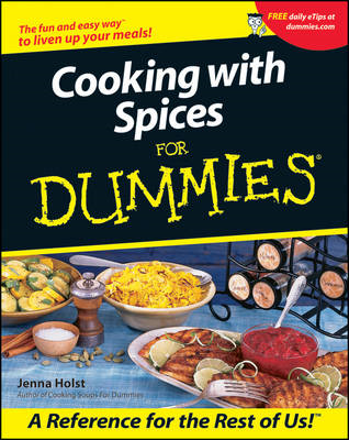 Cooking with Spices For Dummies (BOK)