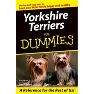 Yorkshire Terriers for Dummies (BOK)