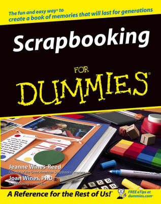 Scrapbooking For Dummies (BOK)