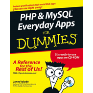 PHP & MySQL Everyday Apps For Dummies (BOK)