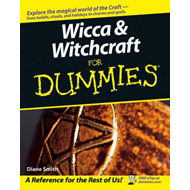 Wicca & Witchcraft for Dummies (BOK)