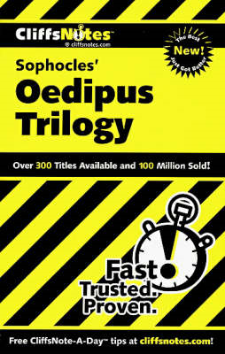CliffsNotes on Sophocles' Oedipus Trilogy (BOK)