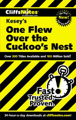Kesey's One Flew Over the Cuckoo's Nest (BOK)