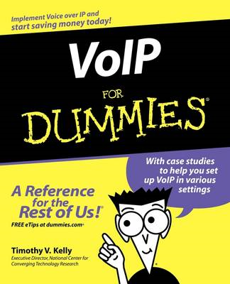 VoIP For Dummies (BOK)