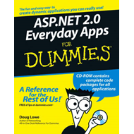 ASP.NET 2.0 Everyday Applications For Dummies (BOK)
