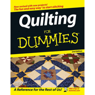 Quilting For Dummies (BOK)